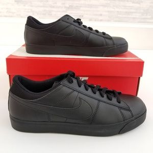 New NIKE Match Supreme Leather Sneakers